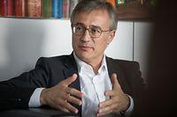 Politik, Interviewserie Blau-Rot-Grün: Felix Braz, Foto: Lex Kleren/Luxemburger Wort