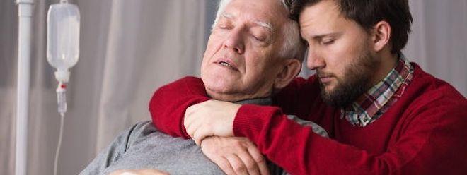 Palliativpflege darf nicht mit Euthanasie verwechselt werden.