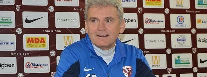 Gilles Bourges:«Ne pas avoir encaissé de but depuis trois rencontres est un vrai motif de satisfaction»