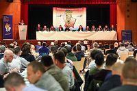 Bei der Generalversammlung am Montag hat der SNPGL-Präsident Pascal Ricquier die Polizeidirektion und den Ressortminister scharf angegriffen.