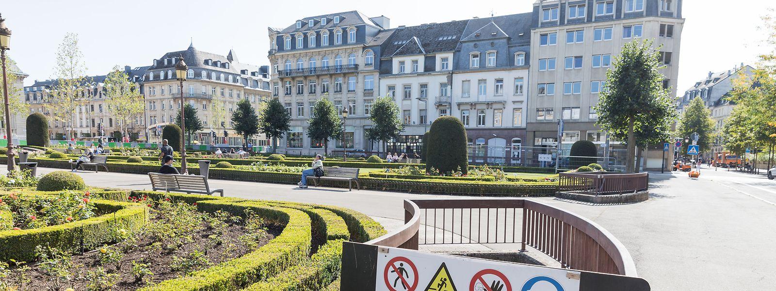 Im September 2019 fingen mehrere Autos im Parking Rousegäertchen Feuer. Seither ist die Tiefgarage unbenutzbar.