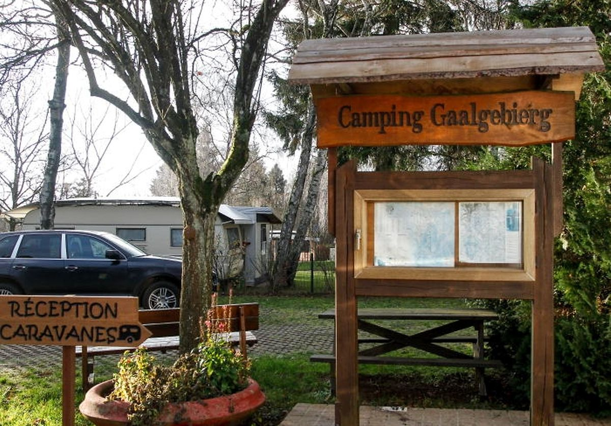 2015 wurden auf dem Campingplatz zum ersten Mal mehr als 25.000 Übernachtungen gezählt.