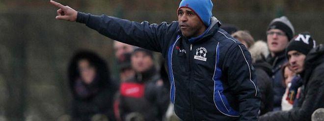 Oseias Ferreira steht nicht mehr in Canach in der Verantwortung.