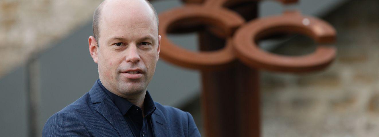 Sport Varia, Pascal Schaul, Sportlycée neuer Direktor Foto: Anouk Antony/Luxemburger Wort