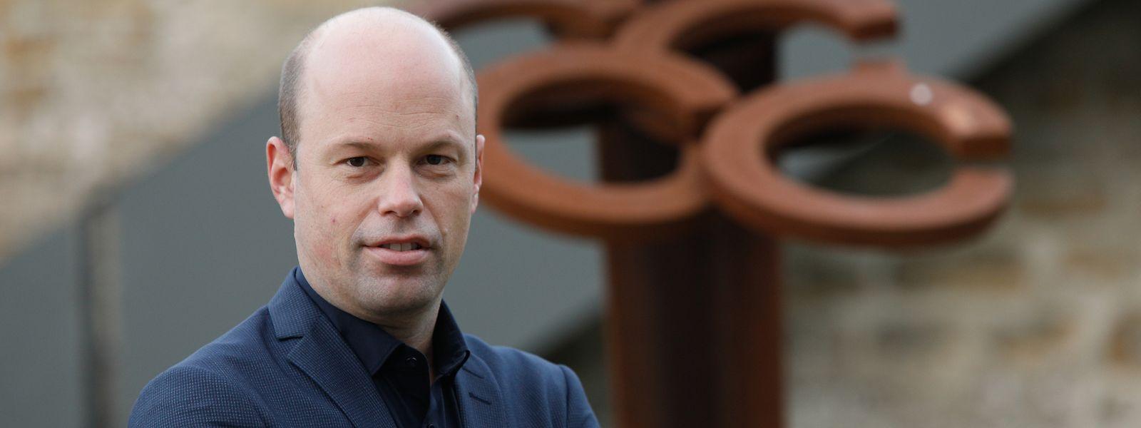 Pascal Schaul ist seit dem 1. November neuer Sportlycée-Direktor.