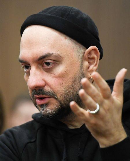 Kirill Serebrennikov ist künstlerischer Leiter des Gogol-Center Moskau.