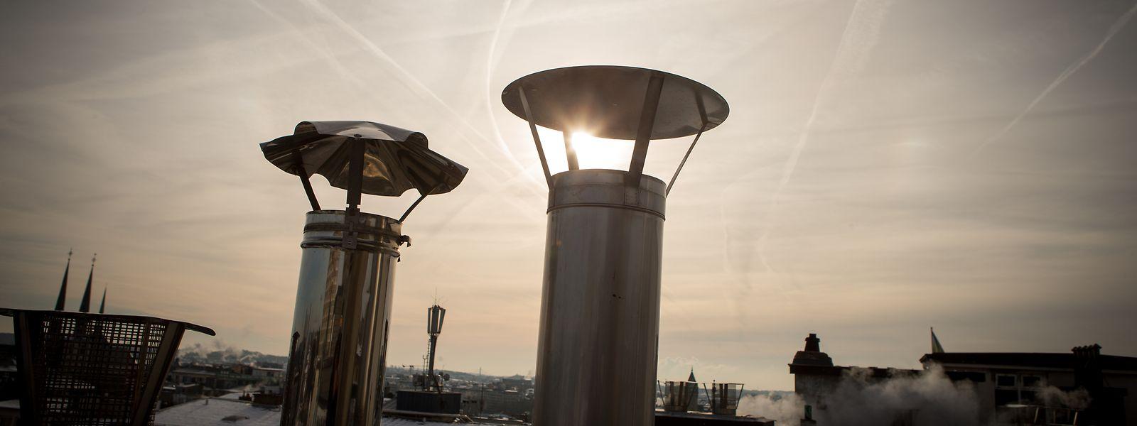 La Belgique pollue trop et ne produit pas assez d'énergie d'origine renouvelable.