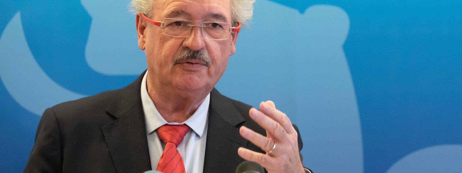 Jean Asselborn glaubt an eine Einigung.