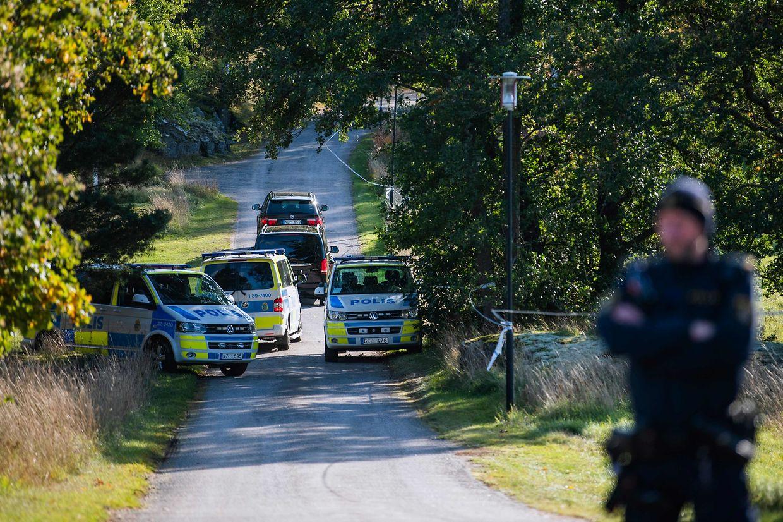 Die Gespräche fanden in einer streng abgeschirmten Villa im Norden Stockholms statt.