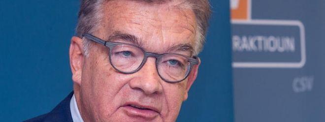 Der außenpolitische Sprecher der CSV, Laurent Mosar, kritisiert die Haltung der Regierung in der Türkeifrage.