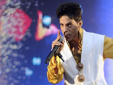 US singer and musician Prince died on April 21, 2016