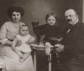 Henri Juda - Mitten unter uns - Die Schicksalsgeschichte der Familie Juda