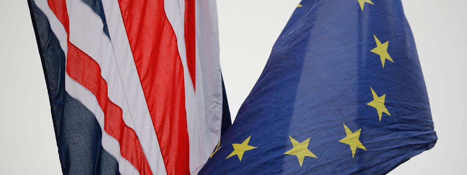 Ende einer 47 Jahre währenden Beziehung: Großbritannien verlässt nun endgültig die EU.
