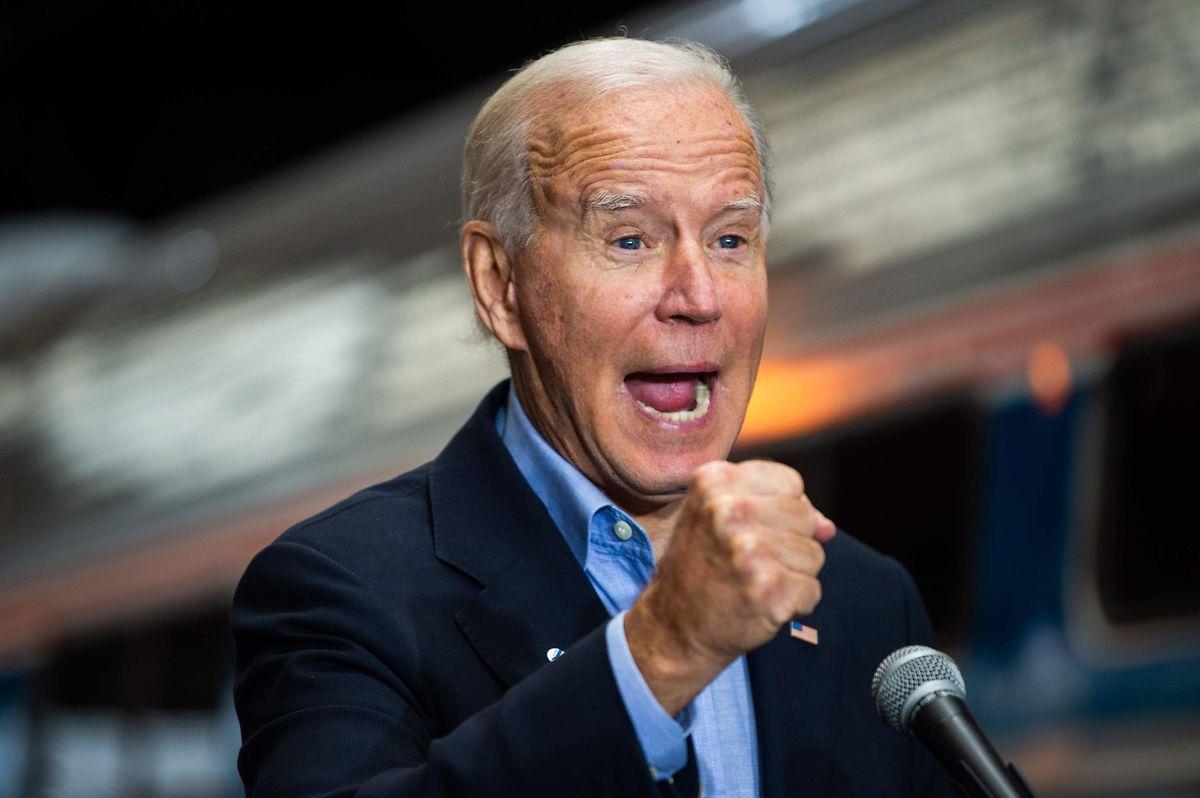 Laut Umfragen ist Joe Biden der Gewinner des ersten TV-Duells.