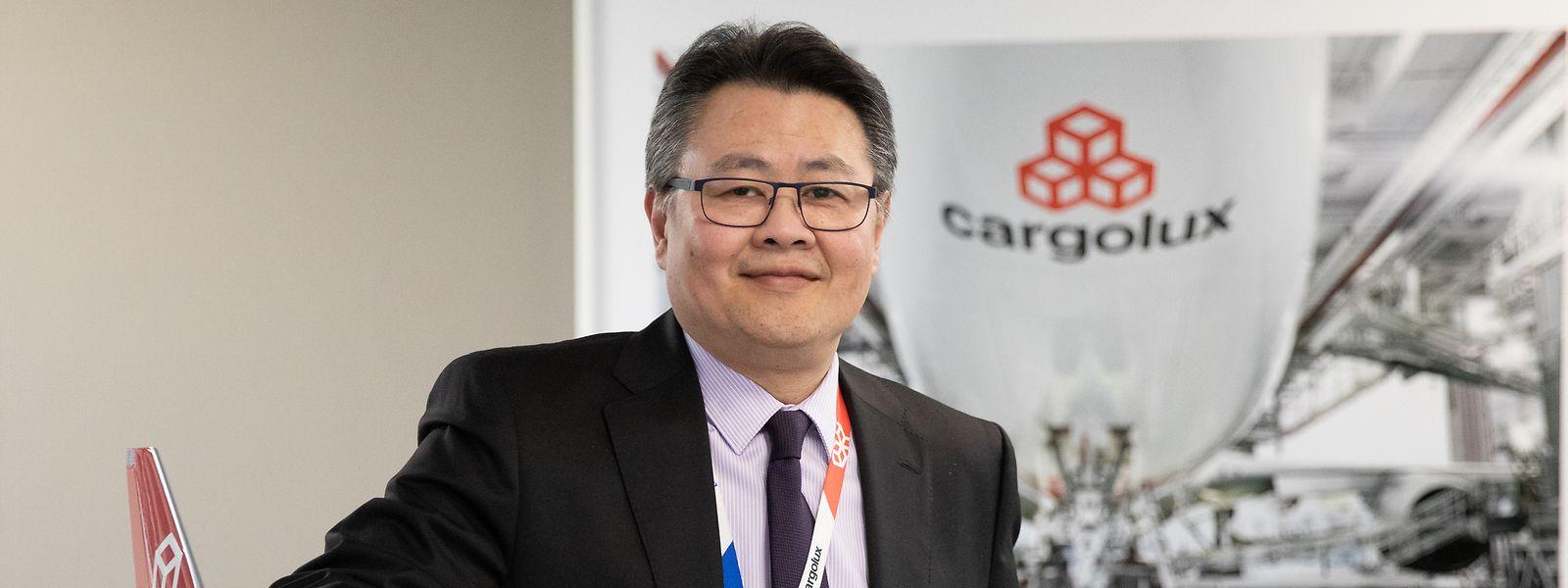 Cargolux est «habituée à transporter des produits pharmaceutiques par avion», souligne Richard Forson, CEO de l'entreprise luxembourgeoise.