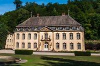Das Schloss Septfontaines ist im Besitz von Villeroy&Boch.