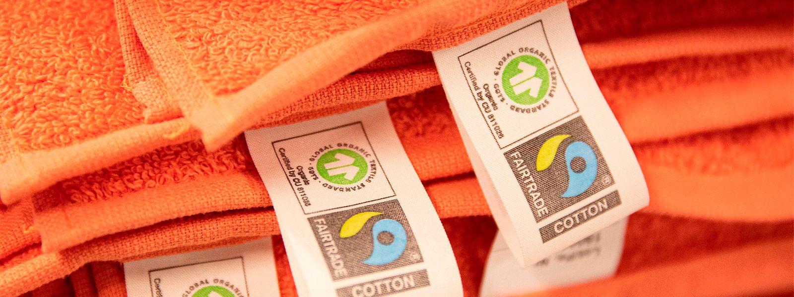 Les produits en coton équitables ont connu une progression de 285% l'an passé au Grand-Duché.