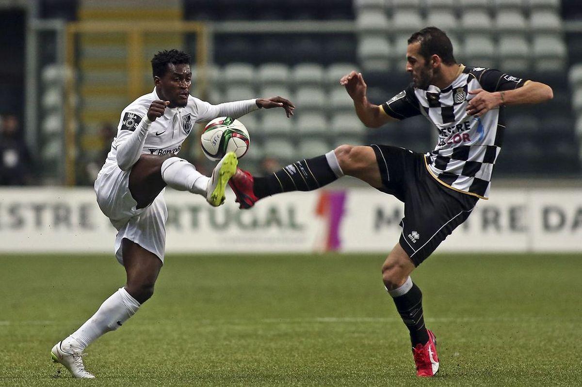 O Boavista bateu o Guimarães e continua a surpreender