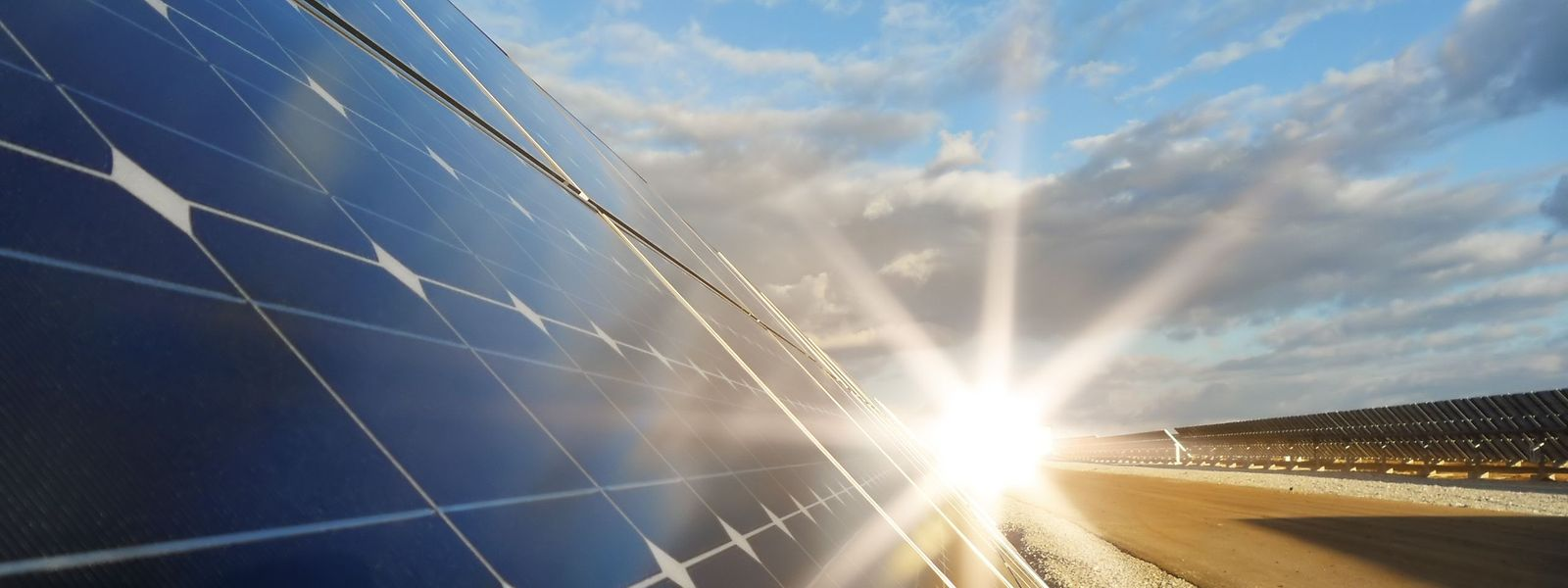 Strahlende Zukunft: Ein Viertel seiner Energie will Luxemburg künftig aus erneuerbaren Energien gewinnen.