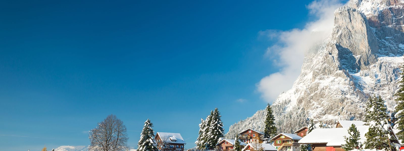 Von derartigen Schneeverhältnissen können viele Schweizer Regionen nur träumen.