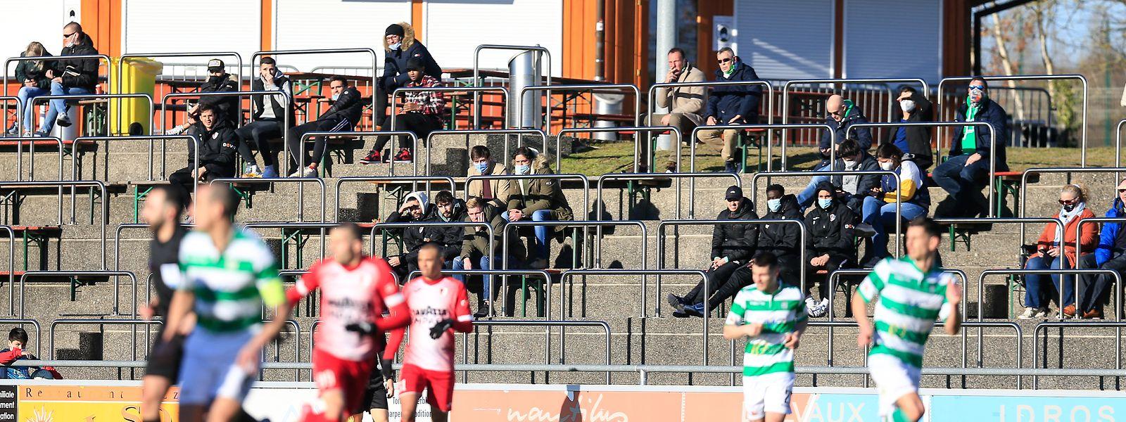 Der FC Swift Hesperingen und die anderen Vereine der BGL Ligue dürfen keine Getränke und kein Essen verkaufen.