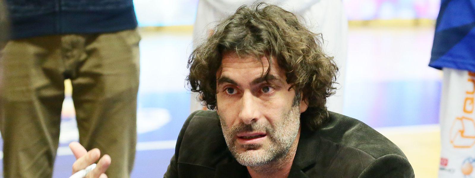Franck Mériguet kehrt zurück auf seinen alten Posten.