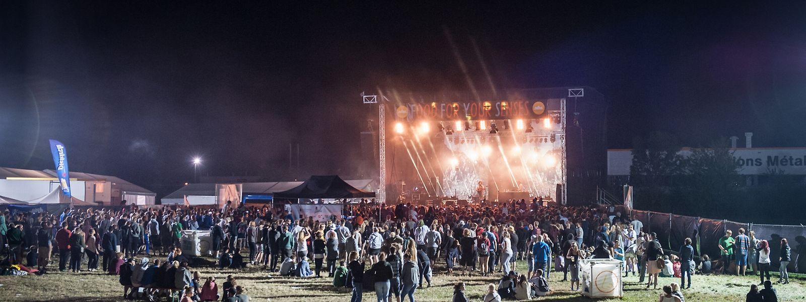 Die zehnte Ausgabe des Festivals wird auf dem Kirchberg stattfinden.
