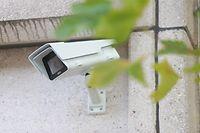 15.10.2018 Luxembourg, ville, Überwachungskamera, Sicherheit, protection des données, Videoüberwachung, Videoüberwachungstechnik, Überwachung per Kamera  photo Anouk Antony