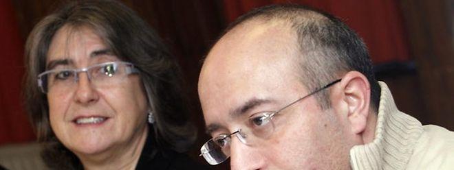 Laura Zuccoli und Sergio Ferreira von der Asti fordern mehr Kohärenz bei der Integrationpolitik.