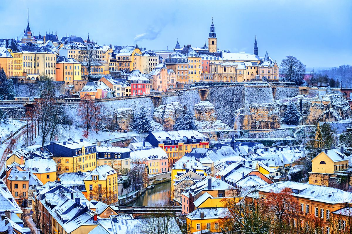 Cold weather is no excuse for not enjoying the fresh air Photo: Shutterstock