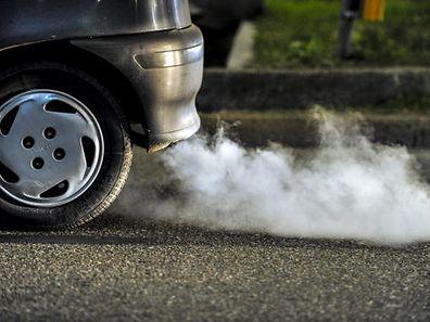 Für die schlechte Luftqualität sind bei weitem nicht nur Autoabgase verantwortlich.