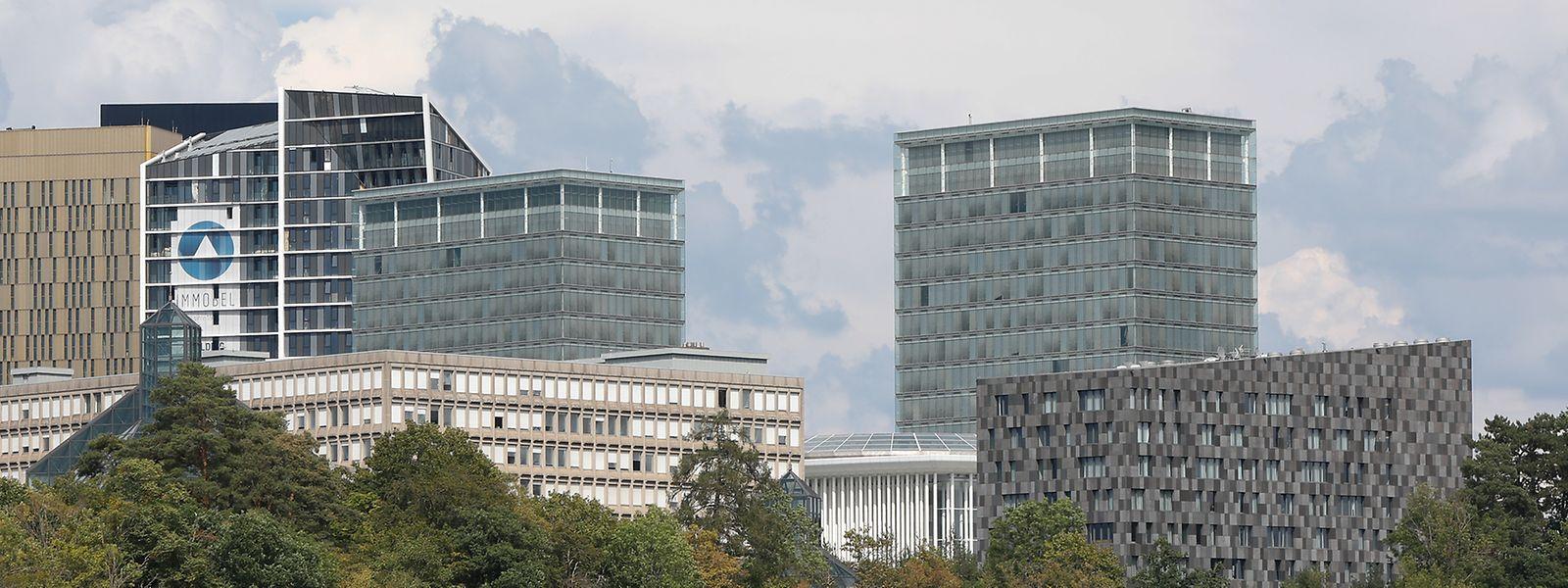 Le Parquet européen s'installera dès 2021 dans les cinq premiers étages de la tour B.