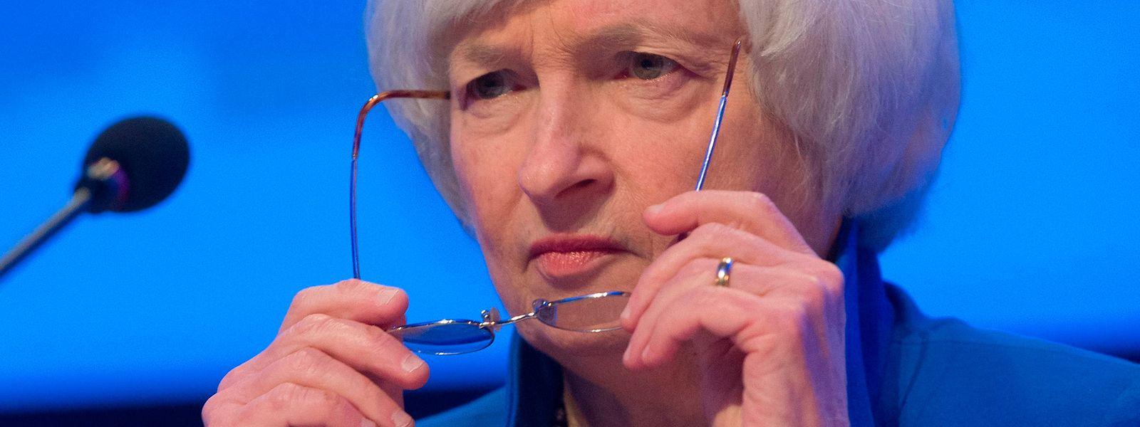 Mit ihrem Vorstoß brachte US-Finanzministerin Janet Yellen neuen Schwung in die Debatte um einen Mindeststeuersatz für Unternehmen.