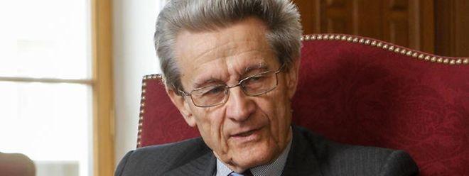 Paul-Henri Meyers ist der Vater des neuen Grundgesetzes.