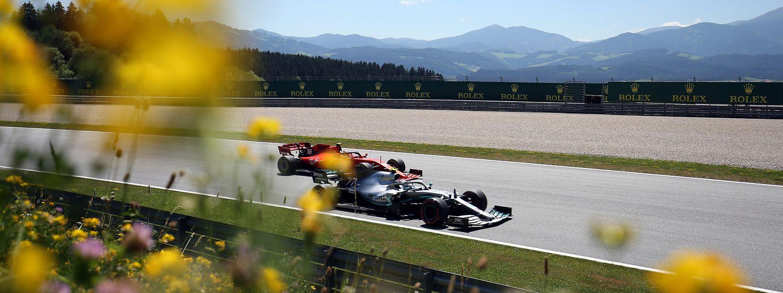 In Österreich sollen gleich zwei Rennen stattfinden.