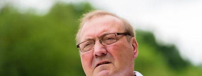Fünf Jahre lang saß Jeannot Belling als DP-Abgeordneter im Parlament.