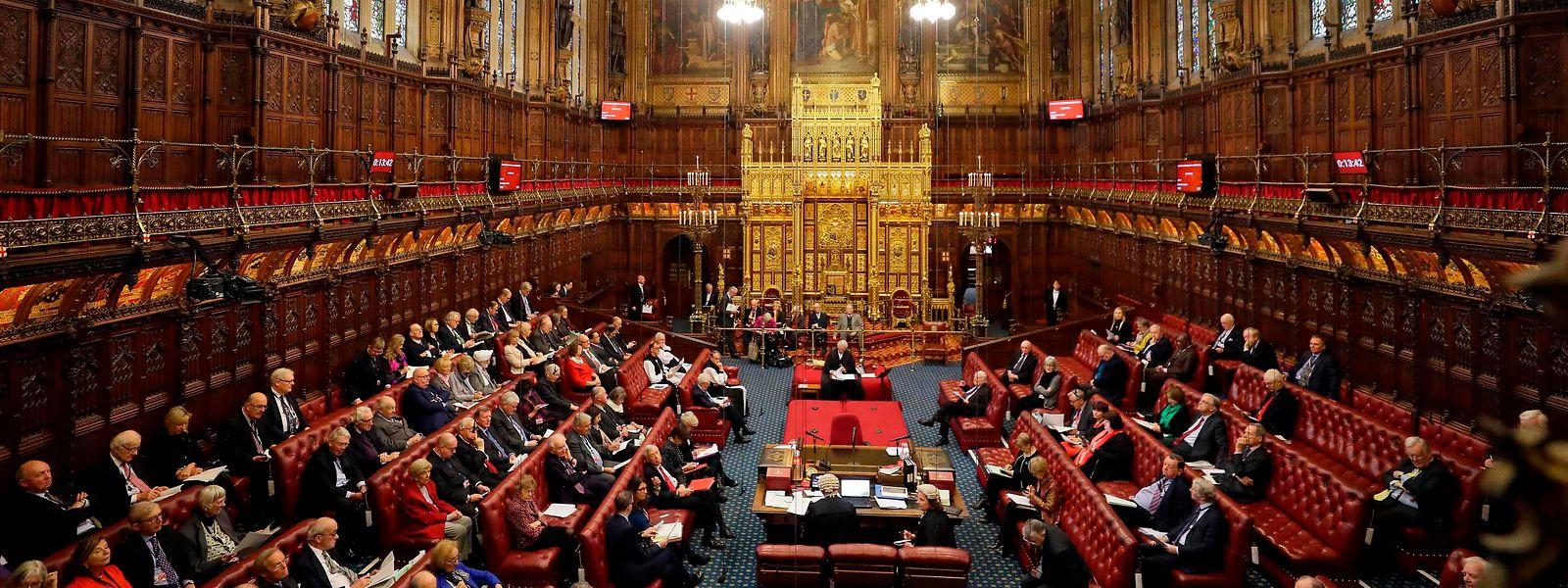 La Chambre des Lords s'est inclinée face à la Chambre des Communes