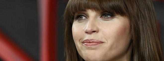 """Die 32-jährige Felicity Jones ist bald in """"Inferno"""" und """"Rogue One: A Star Wars Story"""" zu sehen."""
