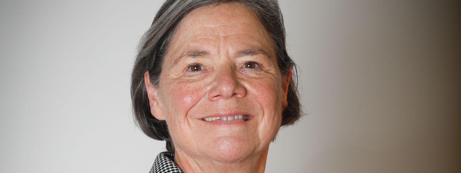 Martine Reicherts, ancienne commissaire européenne à la Justice, succède à François Pauly au poste de présidente du conseil d'administration du groupe Saint-Paul Luxembourg