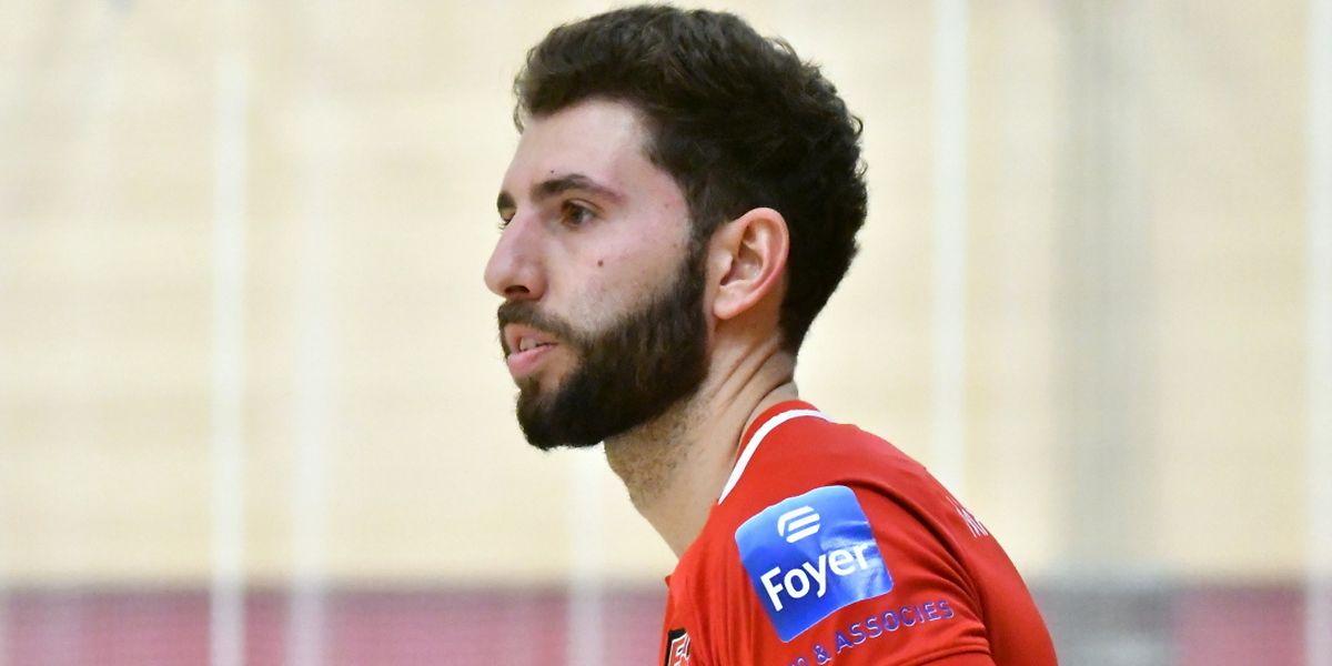 Davide Chalmandrier et le FCD03 ont tout gagné cette saison mais le capitaine differdangeois n'a jamais remporté la Coupe de Luxembourg.