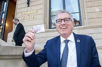 IPO , Chamber , depot Budget 2020 , Pierre Gramegna , Foto: Guy Jallay/Luxemburger Wort