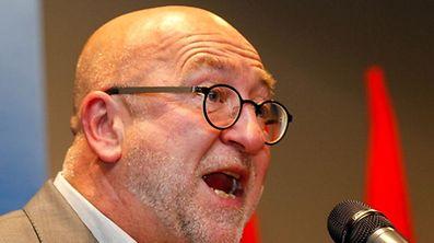"""OGBL-Präsident André Roeltgen: """"Es gibt nichts Besseres als ein öffentliches, solidarisches Rentensystem."""""""