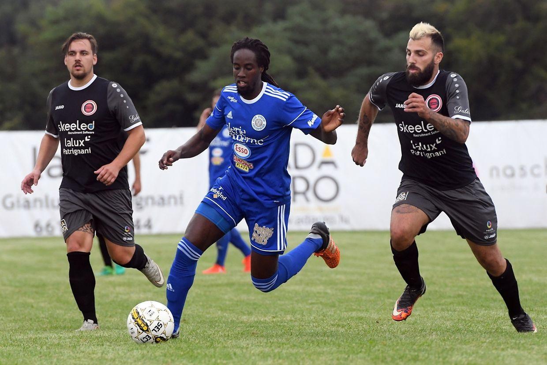 Carlos Fati prend le meilleur sur Jorge De Jesus et Davy De Sousa. Grevenmacher a pris la mesure d'Aspelt 4-1.