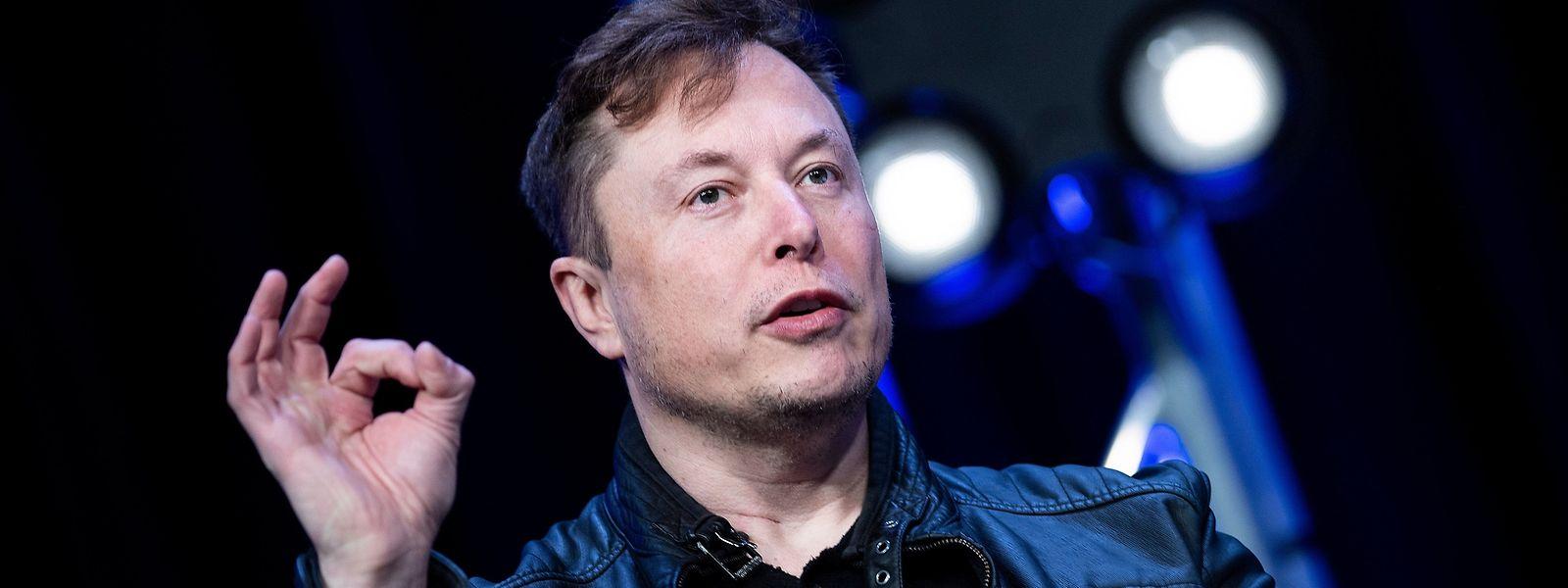 Elon Musk ist mit den Corona-Maßnahmen in Kalifornien alles andere als zufrieden.
