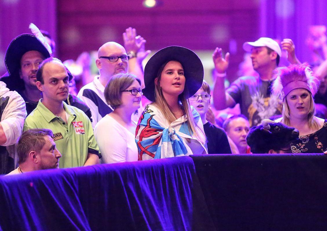 Auch einige Luxemburger befanden sich unter den Zuschauern.
