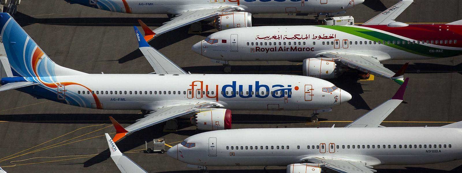 Die Boeing 737 MAX ist seit über einem Jahr mit einem Startverbot belegt.