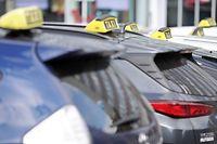 Wirtschaft, Taxi, Gare de Luxembourg, Coronavirus, Covid-19, Foto: Chris Karaba/Luxemburger Wort