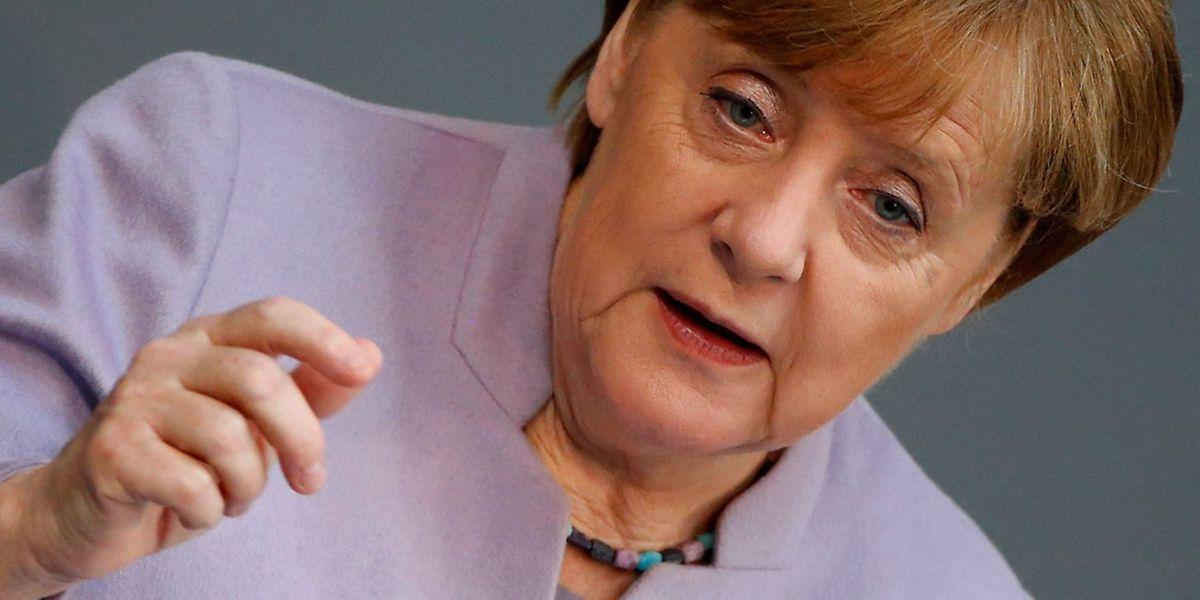 Die deutsche Bundeskanzlerin Merkel will den Briten keine Extrawurst braten.