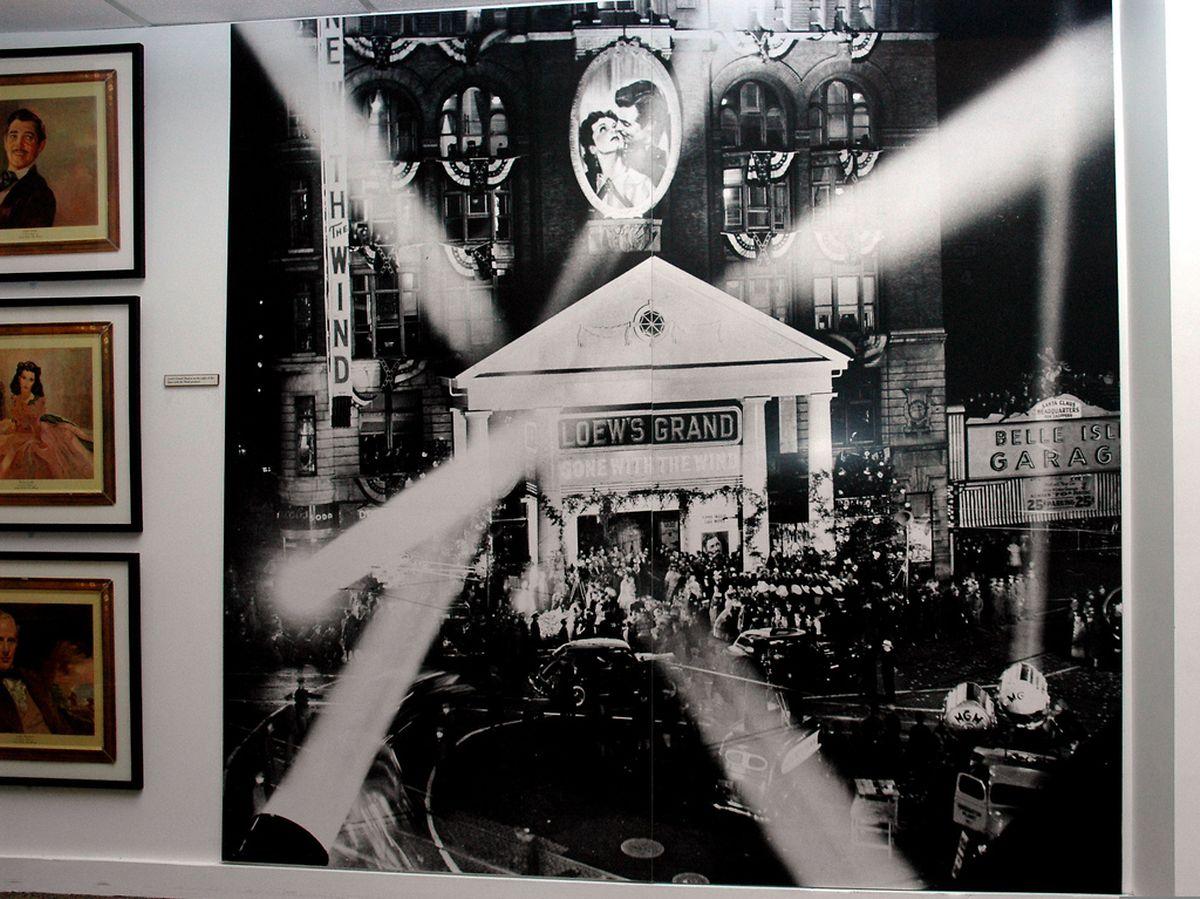"""Am 15. Dezember 1939 feierte der Kinofilm """"Vom Winde verweht"""" in Atlanta groß Premiere - er wurde der erfolgreichste Film aller Zeiten."""