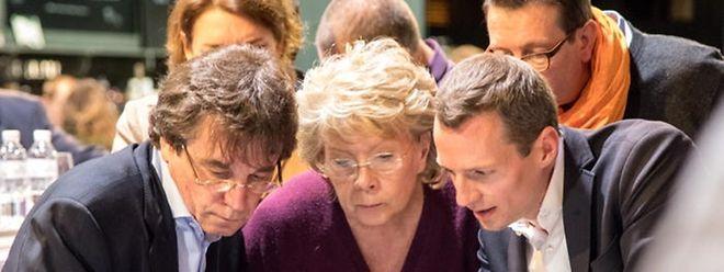 Die CSV wird sich bei der Analyse des aktuellen Politmonitors wohl über den hohen Vertrauenszuschuss seitens vieler Wähler freuen.